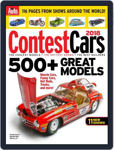 Contest Cars September 14th, 2018 Digital Back Issue Cover