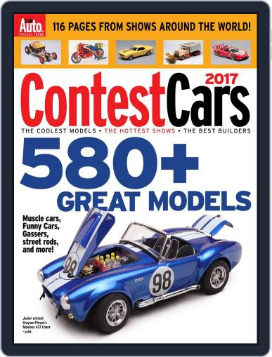 Contest Cars September 15th, 2017 Digital Back Issue Cover