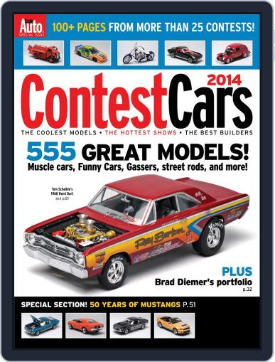Contest Cars September 19th, 2014 Digital Back Issue Cover