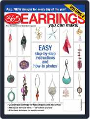 365 Earrings Vol.2 (Digital) Subscription January 11th, 2013 Issue