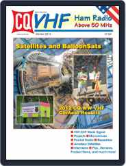 Cq Vhf (Digital) Subscription February 11th, 2013 Issue