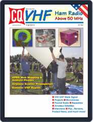 Cq Vhf (Digital) Subscription November 10th, 2012 Issue
