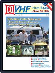 Cq Vhf (Digital) Subscription August 10th, 2012 Issue