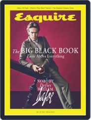 Esquire's Big Black Book Magazine (Digital) Subscription September 20th, 2018 Issue