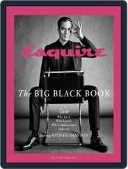 Esquire's Big Black Book Magazine (Digital) Subscription September 21st, 2017 Issue