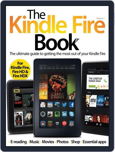 The Kindle Fire Book November 21st, 2013 Digital Back Issue Cover