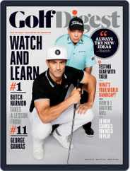 Golf Digest Magazine (Digital) Subscription December 1st, 2019 Issue