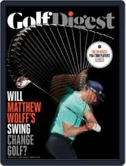Golf Digest Magazine (Digital) Subscription November 1st, 2019 Issue