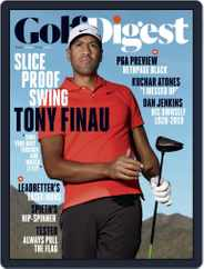 Golf Digest Magazine (Digital) Subscription May 1st, 2019 Issue
