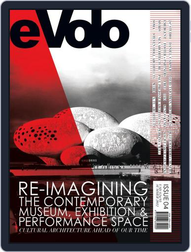 Evolo May 1st, 2012 Digital Back Issue Cover