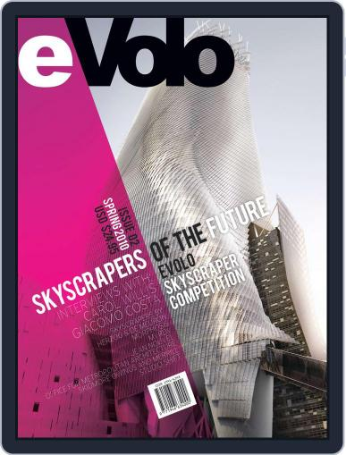 Evolo March 1st, 2010 Digital Back Issue Cover