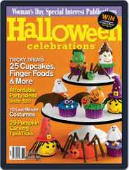 Halloween Celebrations (Digital) Subscription August 26th, 2008 Issue