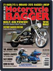 Motorcycle Bagger (Digital) Subscription November 20th, 2014 Issue