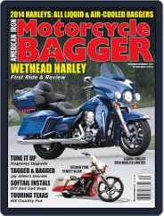 Motorcycle Bagger (Digital) Subscription October 10th, 2013 Issue