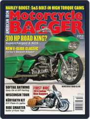 Motorcycle Bagger (Digital) Subscription August 29th, 2013 Issue