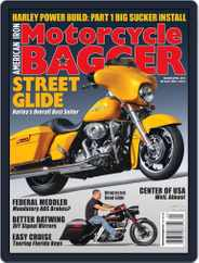 Motorcycle Bagger (Digital) Subscription April 1st, 2013 Issue