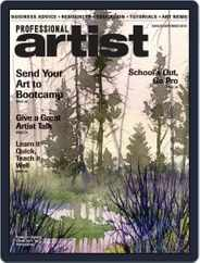 Professional Artist (Digital) Subscription August 1st, 2018 Issue