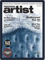 Professional Artist (Digital) Subscription April 1st, 2018 Issue