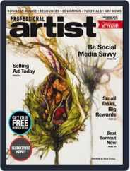 Professional Artist (Digital) Subscription December 1st, 2016 Issue