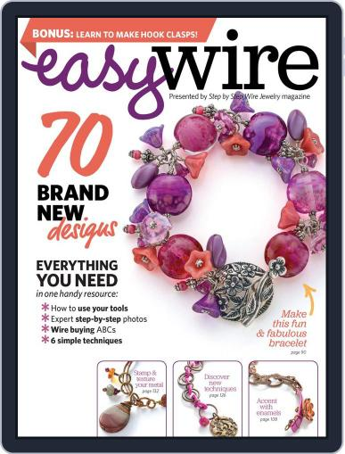 Easy Metal Jewelry June 19th, 2013 Digital Back Issue Cover