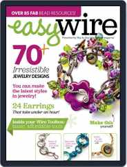 Easy Metal Jewelry Magazine (Digital) Subscription June 22nd, 2012 Issue