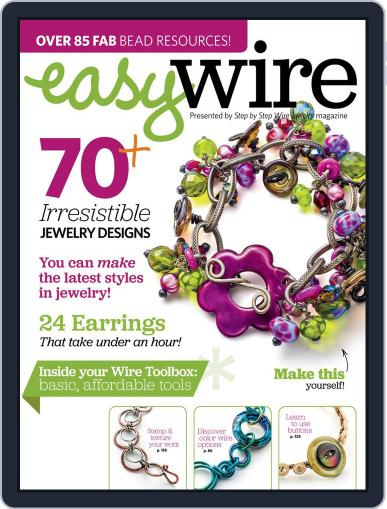 Easy Metal Jewelry June 22nd, 2012 Digital Back Issue Cover
