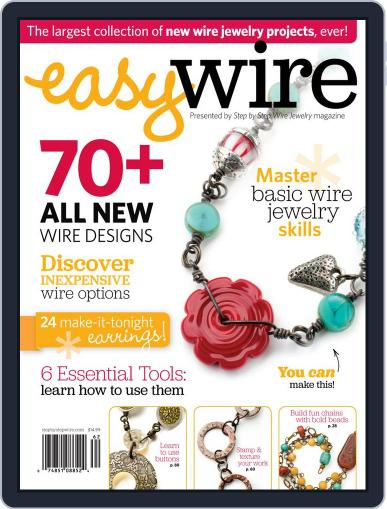 Easy Metal Jewelry June 1st, 2011 Digital Back Issue Cover