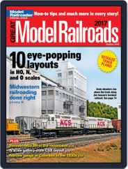 Great Model Railroads Magazine (Digital) Subscription January 1st, 2017 Issue