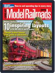 Great Model Railroads Magazine (Digital) Subscription September 1st, 2014 Issue
