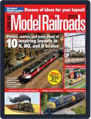 Great Model Railroads Magazine (Digital) Subscription October 1st, 2012 Issue