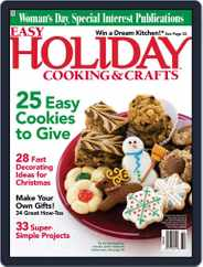 Holiday Cookies (Digital) Subscription November 13th, 2007 Issue