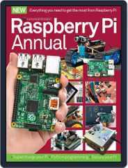 Raspberry Pi Annual Volume 1 Magazine (Digital) Subscription November 25th, 2015 Issue