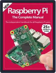 Raspberry Pi The Complete Manual Magazine (Digital) Subscription July 22nd, 2016 Issue
