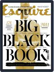 The Big Black Book Mexico Magazine (Digital) Subscription December 19th, 2011 Issue