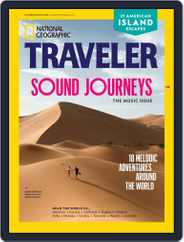 National Geographic Traveler Interactive (Digital) Subscription August 1st, 2019 Issue