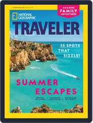 National Geographic Traveler Interactive (Digital) Subscription June 1st, 2019 Issue