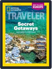 National Geographic Traveler Interactive (Digital) Subscription August 1st, 2018 Issue