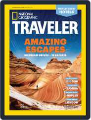National Geographic Traveler Interactive (Digital) Subscription April 1st, 2018 Issue