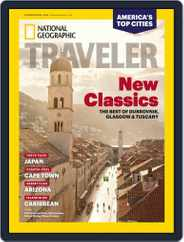 National Geographic Traveler Interactive (Digital) Subscription February 1st, 2018 Issue