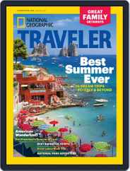 National Geographic Traveler Interactive (Digital) Subscription June 1st, 2017 Issue
