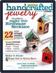 Handcrafted Jewelry Magazine (Digital) Subscription October 20th, 2011 Issue