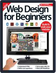 Web Design For Beginners Magazine (Digital) Subscription April 15th, 2015 Issue
