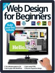 Web Design For Beginners Magazine (Digital) Subscription October 15th, 2014 Issue