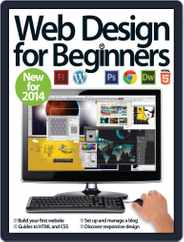 Web Design For Beginners Magazine (Digital) Subscription April 2nd, 2014 Issue