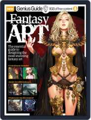 Fantasy Art Genius Guide Magazine (Digital) Subscription March 1st, 2016 Issue