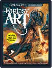 Fantasy Art Genius Guide Magazine (Digital) Subscription July 17th, 2013 Issue