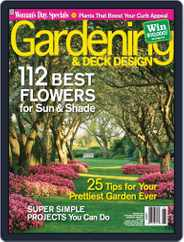 Gardening & Outdoor Living (Digital) Subscription March 1st, 2009 Issue