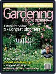 Gardening & Outdoor Living (Digital) Subscription October 22nd, 2007 Issue