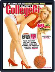 Playboy's College Girls (Digital) Subscription November 7th, 2006 Issue