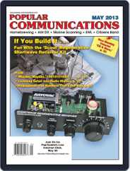 Popular Communications (Digital) Subscription May 1st, 2013 Issue